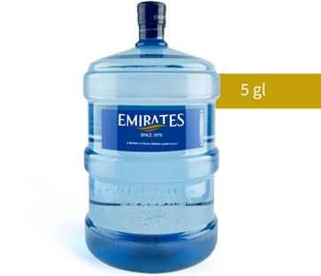 Emirates Water 5 Gallon